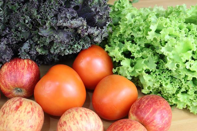 Higienizar verduras Pensando ao contrário
