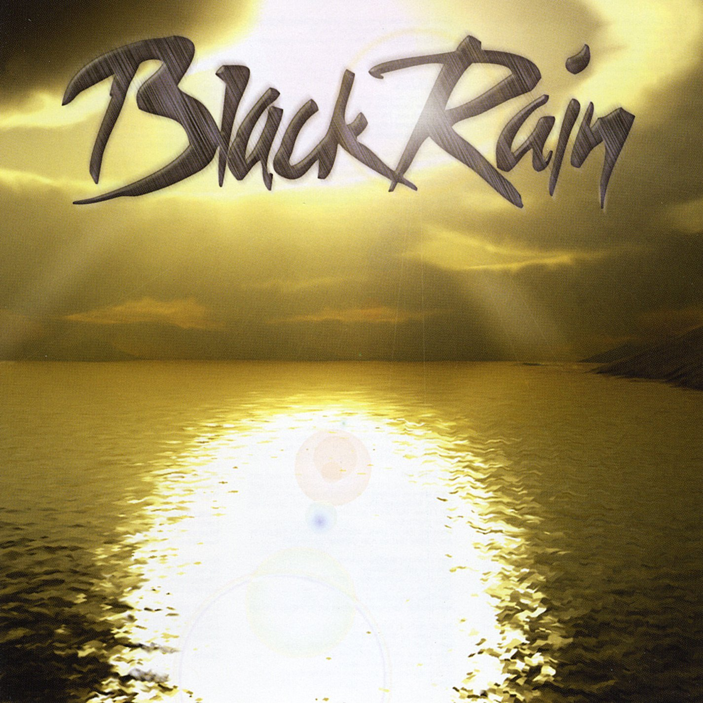 BLACK RAIN (USA) - Black Rain (1993/2003) melodic rock