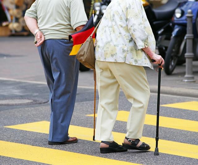 causas de las caídas en las personas mayores