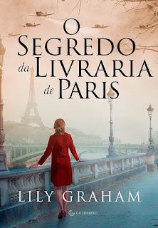 Livro O Segredo da Livraria de Paris