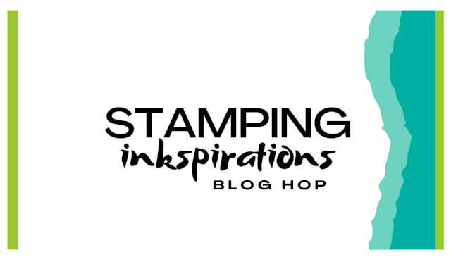 Stamping INKspirations February Blog Hop: Love Is In The Air