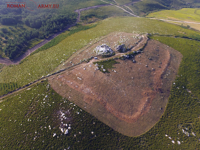 Oldest Roman military camp discovered in NW Iberia