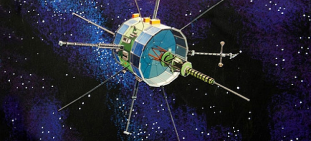 36-year-old satellite that NASA left for dead over a decade ago, is back in touch with humankind