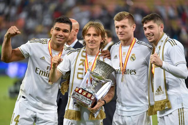 Thống kê kỳ lạ về danh hiệu giữa Real và Barca 3