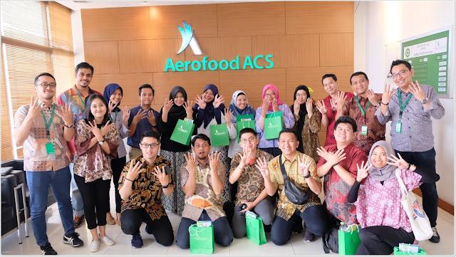 Kitchen Tour Ke Aerofood ACS, Mengenal Lebih Jauh In-Flight Catering Yang Sudah 44 Tahun Berkary