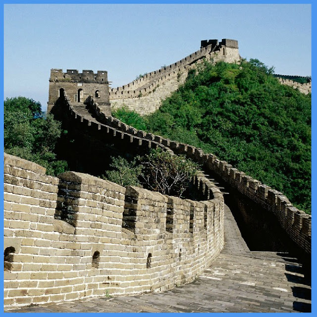 The 7 New Modern Wonders_THE GREAT WALL OF CHINA