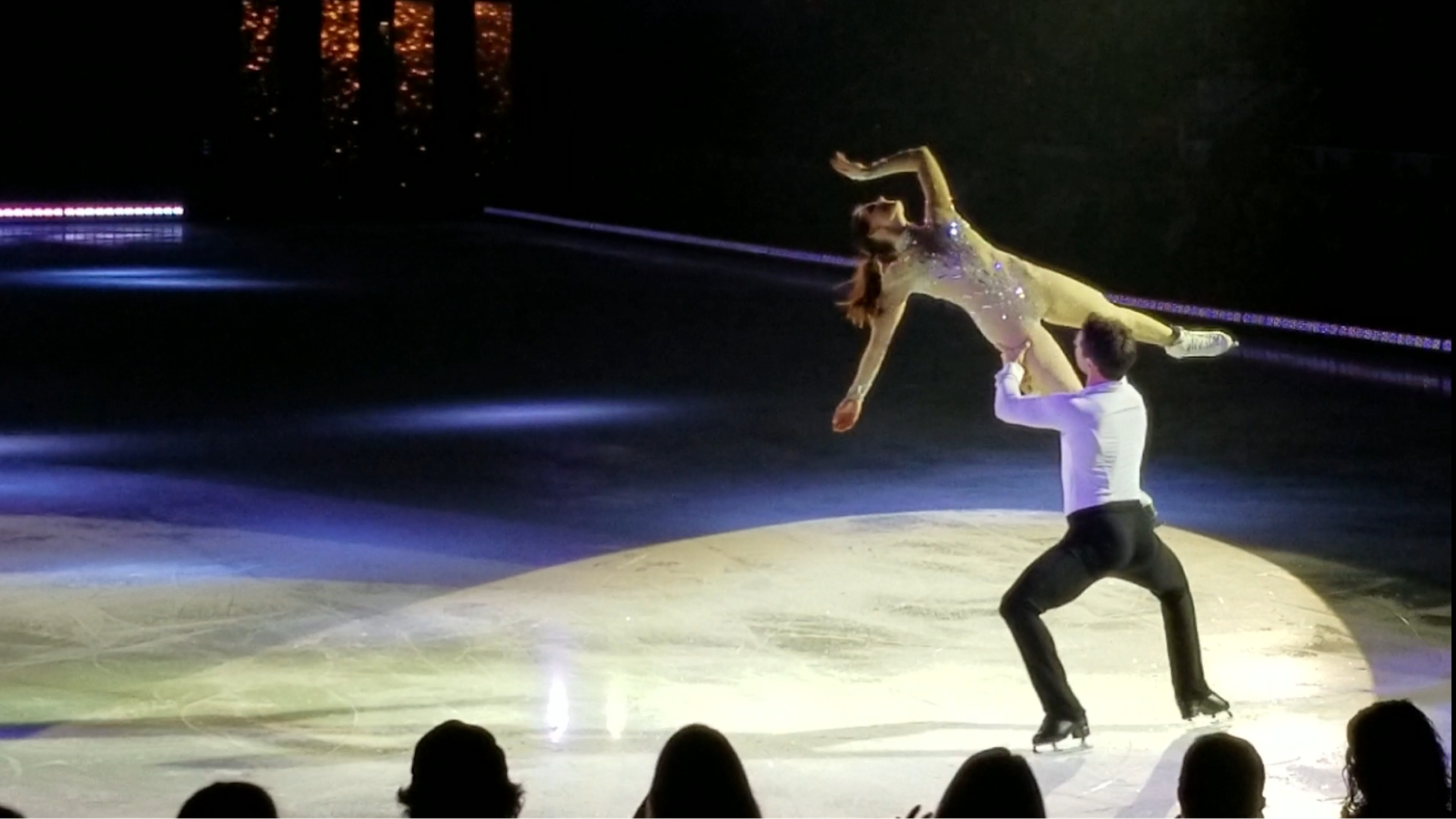 Tessa Virtue Scott Moir Thank You Canada Tour