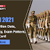 CDS 1 2021 Notification Date, Eligibility, Exam Pattern, Admit Card: Check Here