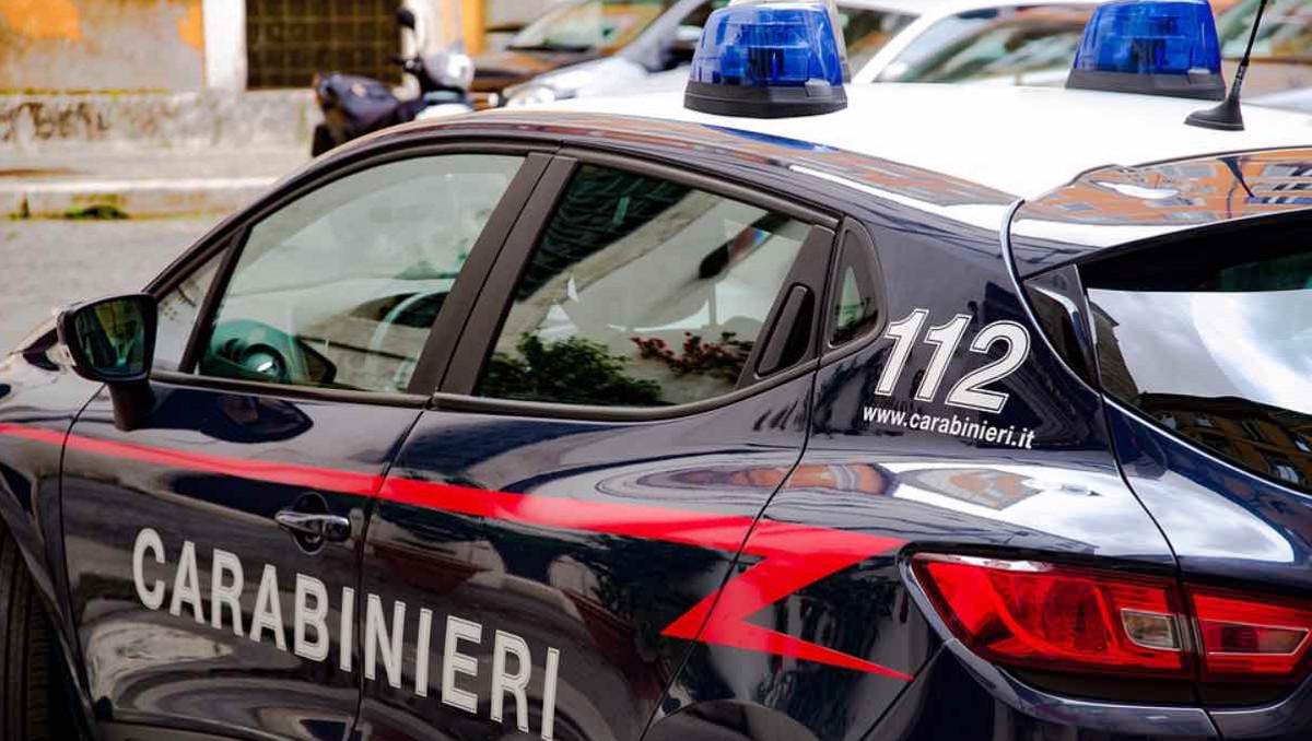 I Carabinieri di Gravina di Catania arrestano ladro