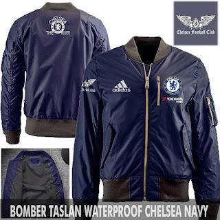 Jaket Bomber Jokowi Chelsea