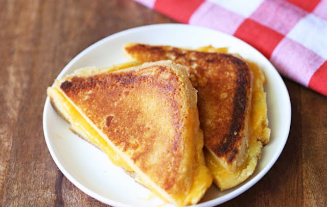 Keto Low Carb Grilled Cheese #healthy #breakfast