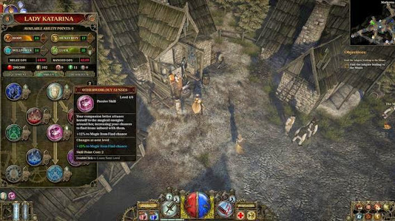 The Incredible Adventures of Van Helsing II ScreenShot