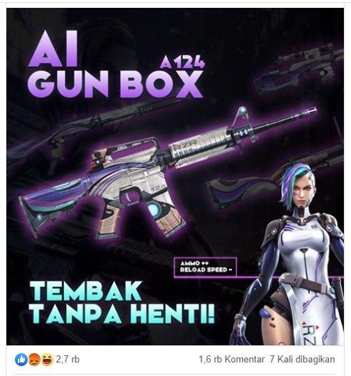 AI A124 Gun Box