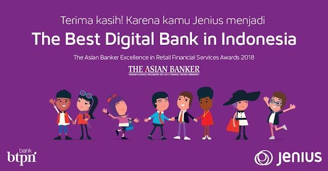 Digital Banking Praktis Dari Bank BTPN