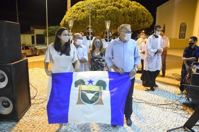 Realizada missa campal em ação de graças pelos 92 anos da emancipação política de Cariré
