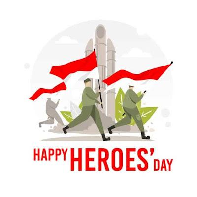 gambar ucapan hari pahlawan
