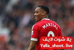 مانشستر يونايتد لا يخطط لبيع المهاجم أنتوني مارسيال هذا الصيف