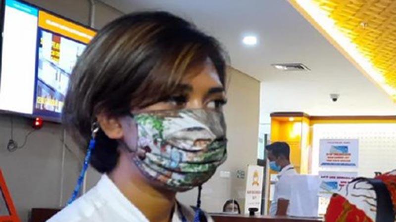 Karen Pooroe Datangi Bareskrim Polri Tanya Penanganan Kasus Kematian Anaknya