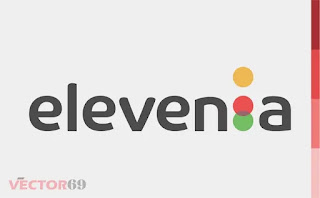 Logo Elevenia - Download Vector File PDF (Portable Document Format)