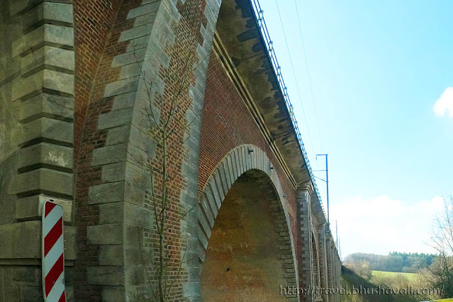 Viaduc de Thanville Oldest viaducts in Belgium