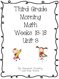 TGIF- Third Grade Is Fun : Monday Made It=) and a Freebie