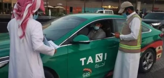 Crackdown on foreign drivers begins in Saudi Arabia