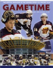 Vernon Vipers 2004-05 Program (Second Edition)