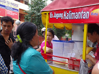 Es Jagung Kalimantan Bang Malik, Minuman Paling Di Gandrungi Di Medan