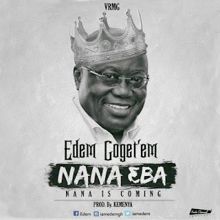 LYRICS : Edem - Nana Eba
