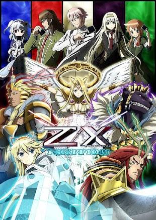 تقرير انمي Z/X: Ignition (الإشعال)