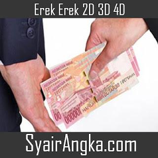 Erek Erek Menjadi Calo 2D 3D 4D