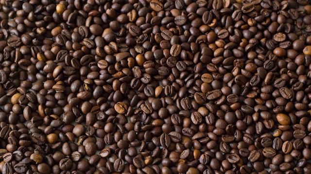 Café Em Grão, Fruta Do Cafeeiro