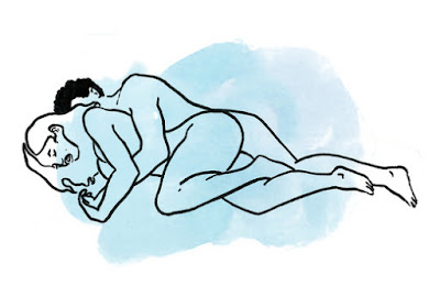 sex position Spooning