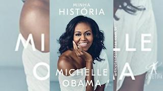 Capa do Livro Minha história de Michele Obama