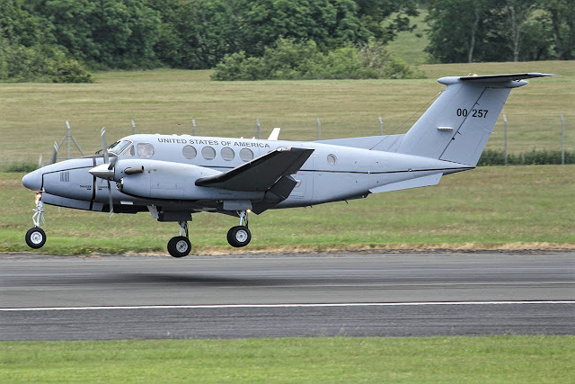 c-12 huron beechcraft