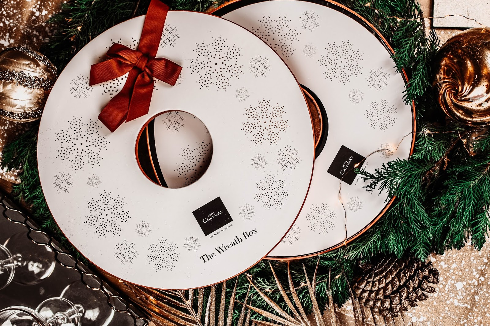 Hotel Chocolat Christmas Giveaway Open Worldwide