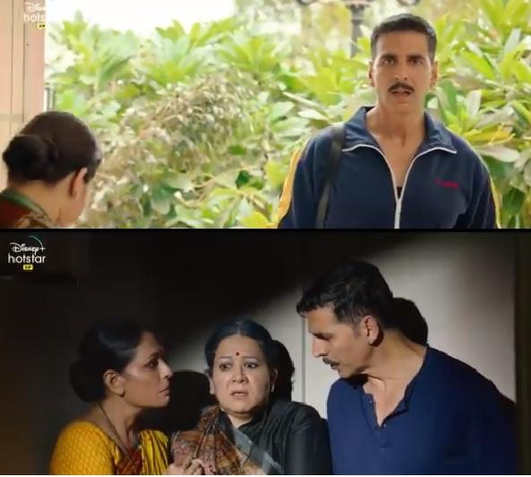 Laxmmi bomb movie teaser review :  काॅमेडी एवं प्रेतात्मा का जोरदार मसाला है फिल्म लक्ष्मी बम