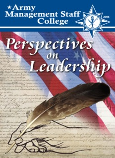 Interpersonal Skills: A Key to Effective Leadership PDF Books