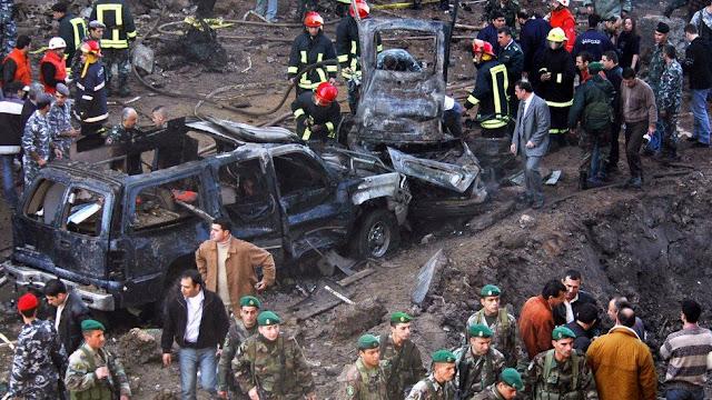 Pembunuhan Eks PM Lebanon: 4 Anggota Kelompok Syiah Segera Divonis
