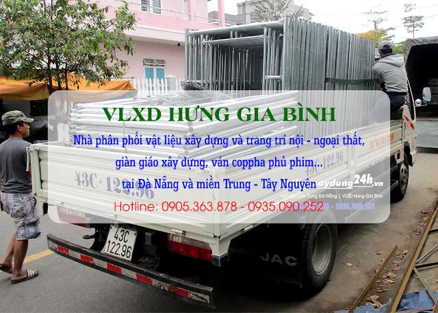 Hưng Gia Bình - Nhà phân phối giàn giáo xây dựng tại Hội An, Quảng Nam, Đà Nẵng