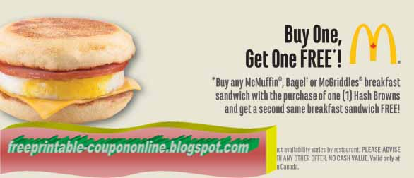 About McDonald's Promo Codes