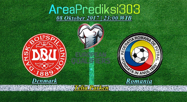 Prediksi Skor Denmark vs Romania 08 Oktober 2017