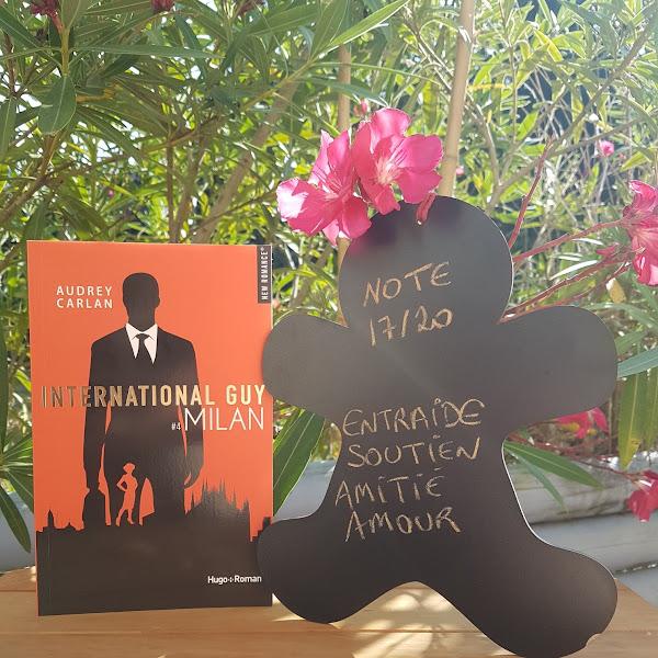 International Guy, tome 4 : Milan de Audrey Carlan