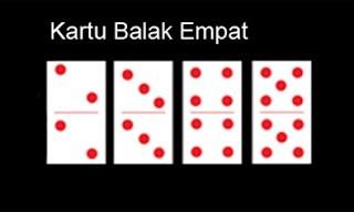 Kartu 4 Balak