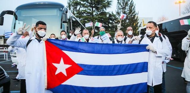Kebijakan Luar Negeri Kuba Melawan Sebaran Virus Covid-19