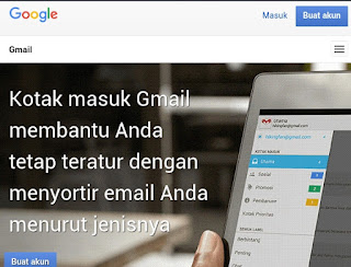Cara Membuat Email Baru Gmail 2016 Lengkap