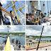 KUPANG: Tuntaskan 10 Etape Pelayaran, Taruna AAL Satlat KJK Kembali Ke Surabaya