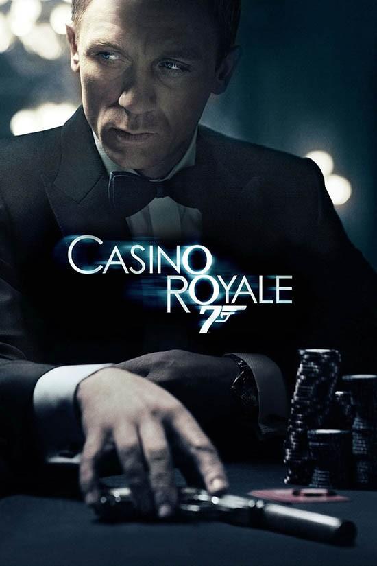 دانلود دوبله فارسی فیلم کازینو رویال Casino Royale 2006
