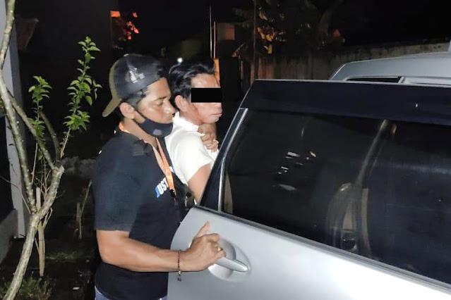 Maling asal Lombok Barat berhasil bawa kabur brangkas