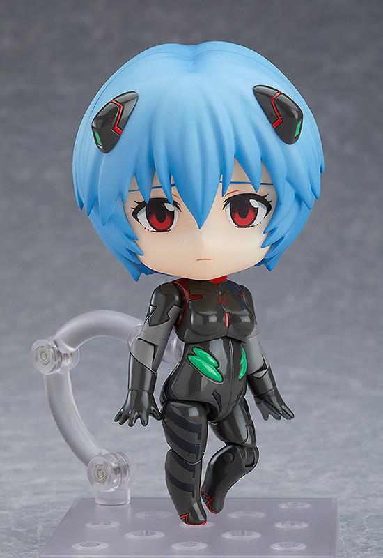 Figuras: Nendoroid Rei Ayanami: Plugsuit Ver. de Rebuild of Evangelion - Good Smile Company